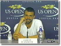 Goran Ivanisevic Audio & Visual Interviews