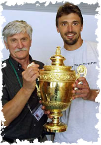 Official Goran Ivanisevic Sites